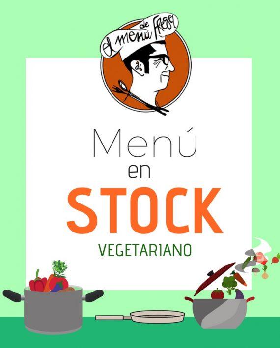 stock vegetariano