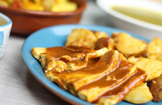 tofu barbacoa menu semana 26