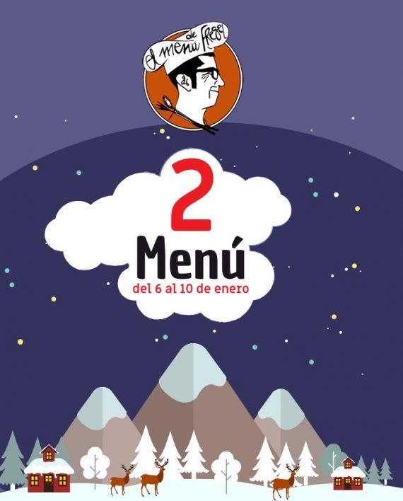 menu semana 2